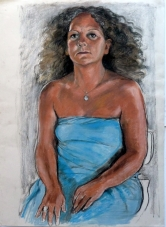 clothed bronzed mosel blue wrap (748x1024)