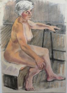 elderly nude seated grey hair (741x1024)
