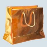 Gold bag #1