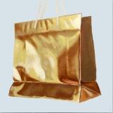 Gold bag #15