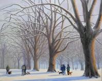 LF snowscene 6 figs 6 dogs (1024x823)