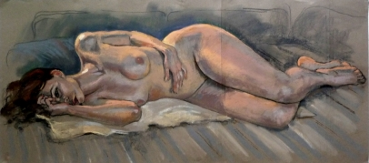 nude lying on her side facing one hand on belly (1024x453)