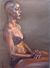 portrait Fola in leopard print bikini (753x1024)