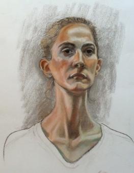 portrait long necked model (788x1024)
