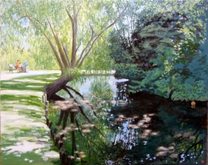 SP pond with couple on bench (1024x814)